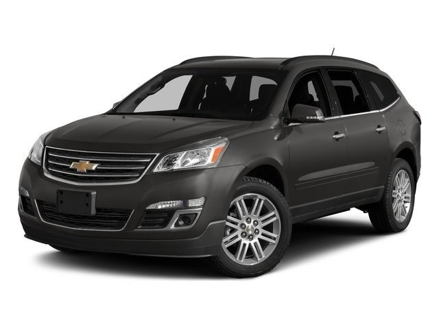 Photo Used 2015 Chevrolet Traverse LT w2LT SUV for Sale in Greenville, TX