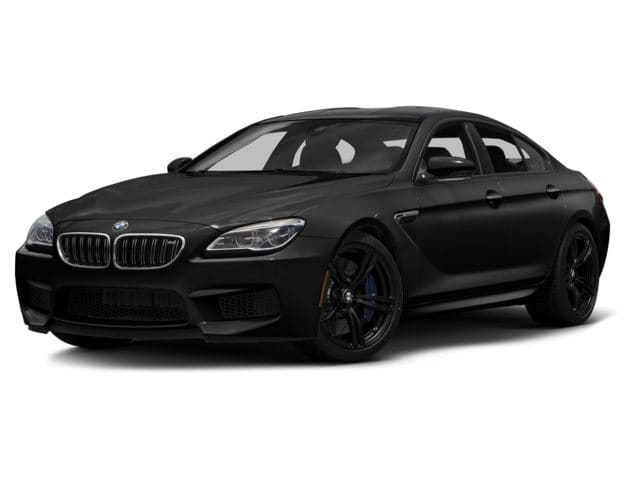 Photo Used 2016 BMW M6 Gran Coupe in Los Angeles, CA