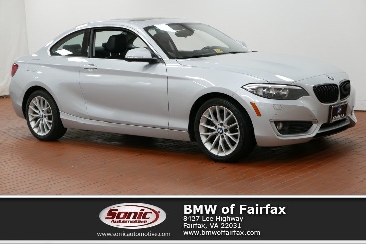 Photo Certified Used 2015 BMW 228i xDrive Coupe in Fairfax, VA