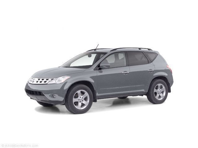 Photo Used 2005 Nissan Murano in Anchorage, AK