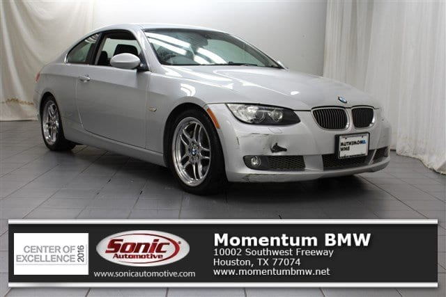 Photo Used 2007 BMW 335i Coupe in Houston, TX