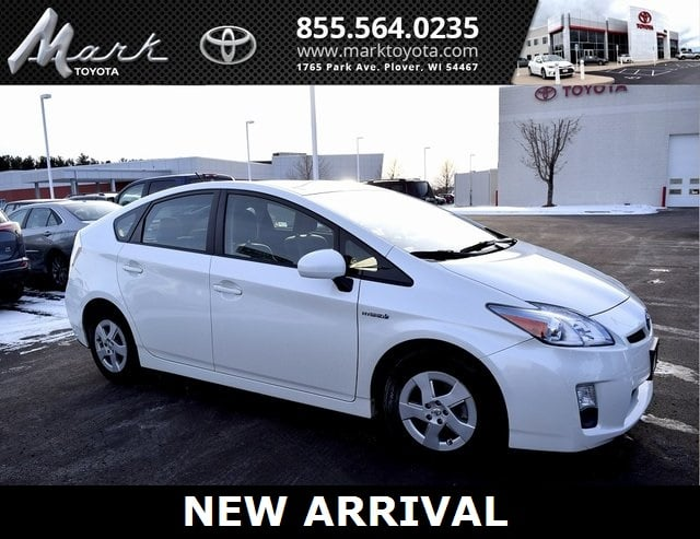 Photo Used 2010 Toyota Prius III wDVD Navigation, JBL Premium Stereo, Bluetoot Hatchback in Plover, WI