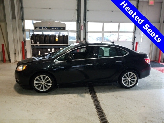 Photo Used 2014 Buick Verano Base in Cincinnati, OH