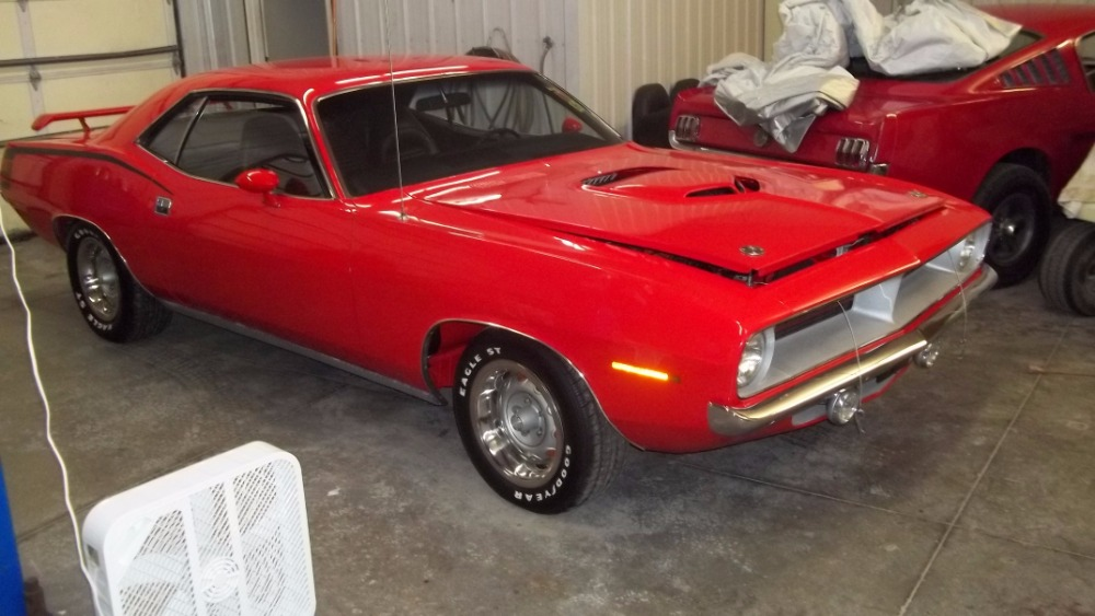 Photo 1970 Plymouth BarracudaCuda -440 6PACK-DOCUMENTED -SHOW QUALITY- V-CODE- RESTORED CLASSIC-