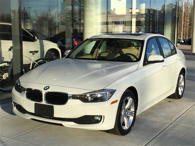 Photo Certified 2014 BMW 3 Series 320i xDrive for sale in MA