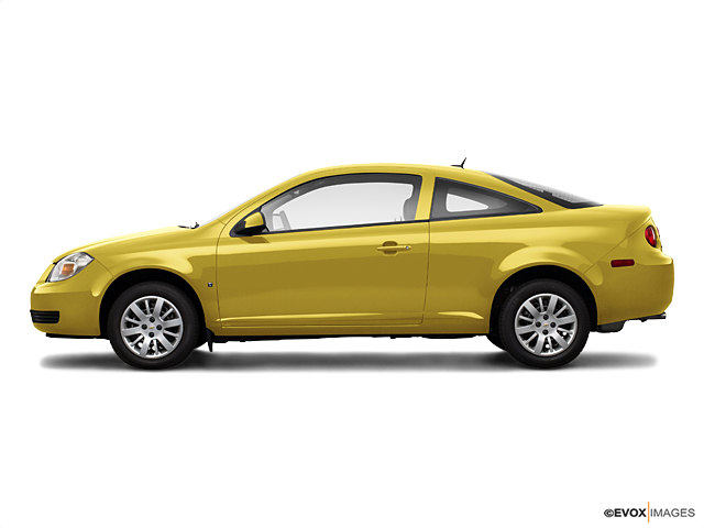 Photo Pre-Owned 2009 Chevrolet Cobalt SS Turbocharged Coupe in Jacksonville FL