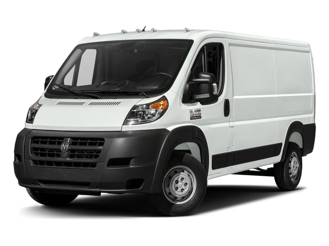 Photo Used 2017 Ram Promaster Cargo Van 1500 Low Roof 136 WB Full-size Cargo Van For Sale St. Clair , Michigan