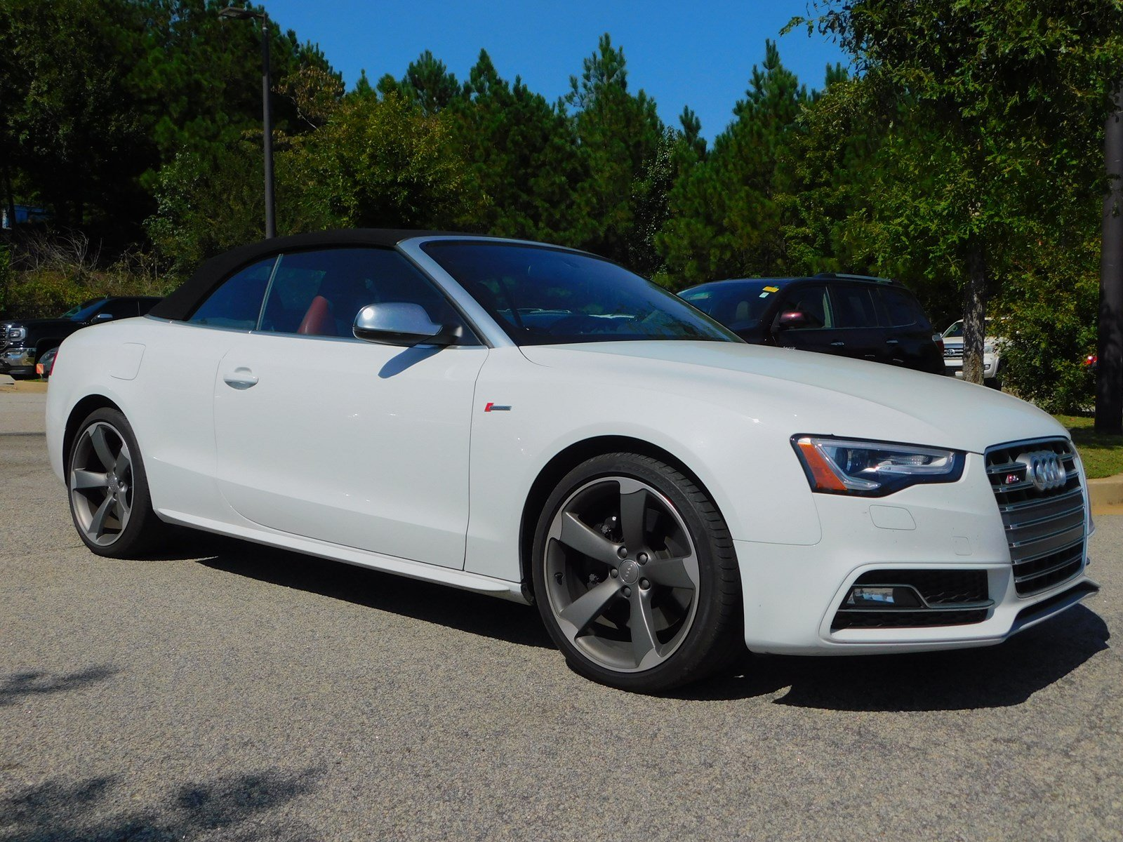 Photo 2017 Audi S5 Cabriolet 3.0 Cabriolet 3.0 TFSI