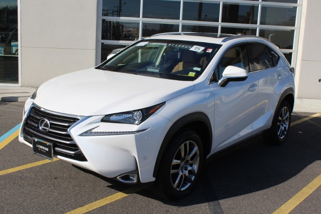 Photo Certified Pre-Owned 2015 Lexus NX 200t Navigation With Navigation