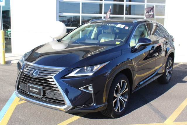 Photo Certified Pre-Owned 2016 Lexus RX 350 With Navigation