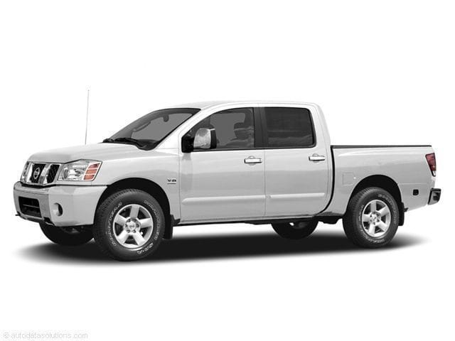Photo Used 2005 Nissan Titan AMAZING TRUCK INSIDE AND OUT LOADED in Ardmore, OK