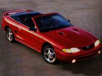 Pre-Owned 1997 Ford Mustang Cobra Convertible 8 in Fayetteville NC