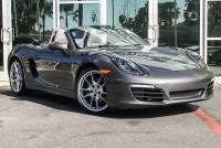 Pre-Owned 2013 Porsche Boxster Rear Wheel Drive Convertible