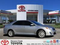 Certified Pre-Owned 2012 Toyota Camry Xle Sedan FWD 4dr Car