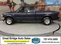1999 Ford Ranger XLT Truck Super Cab