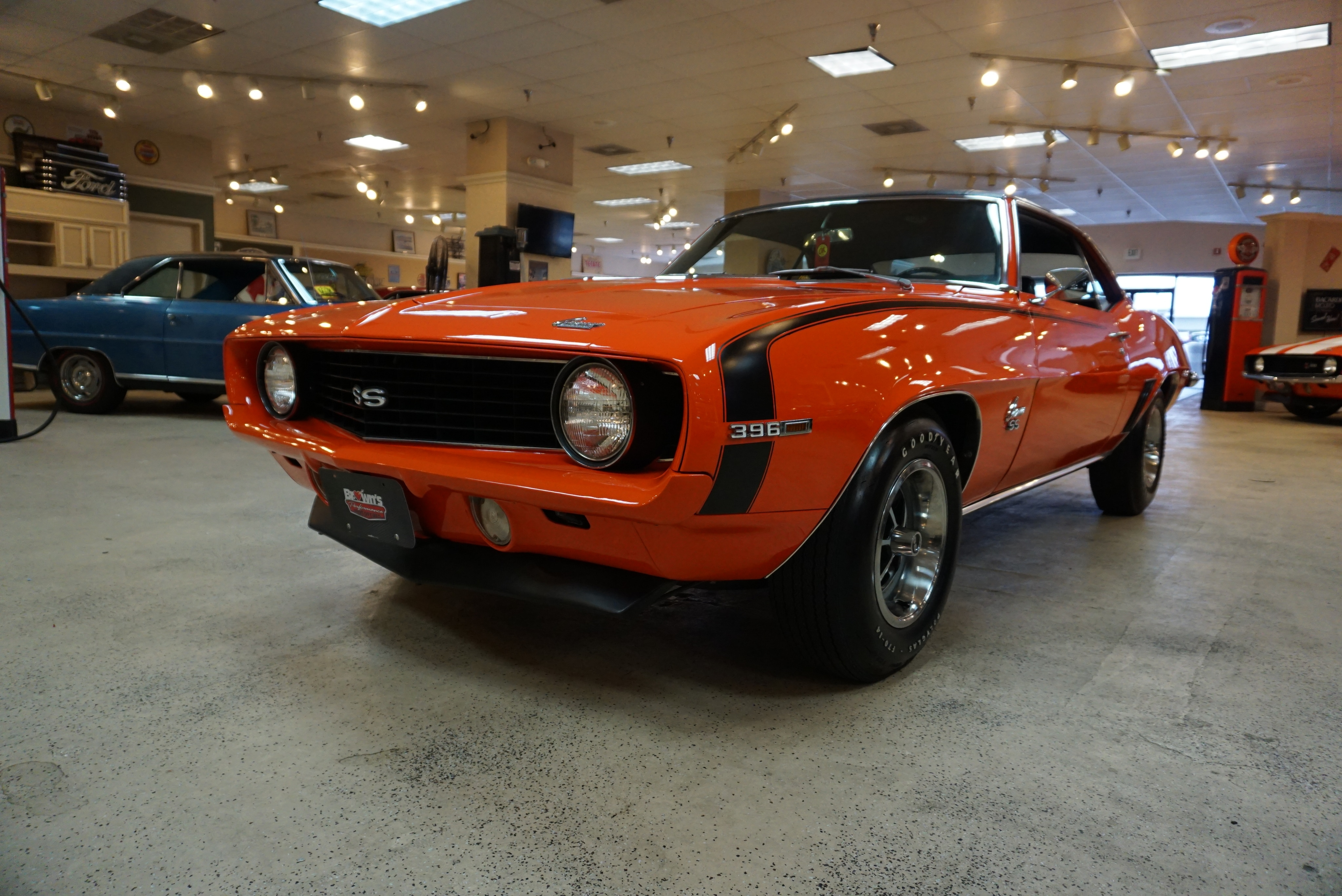 Photo New 1969 Chevrolet Camaro NUMBERS MATCHING REAL SS  Glen Burnie MD, Baltimore  R0902
