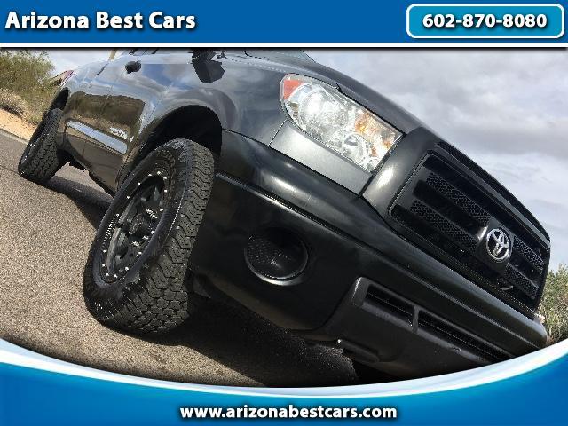 Photo 2013 Toyota Tundra Tundra-Grade Double Cab 4.0L 2WD