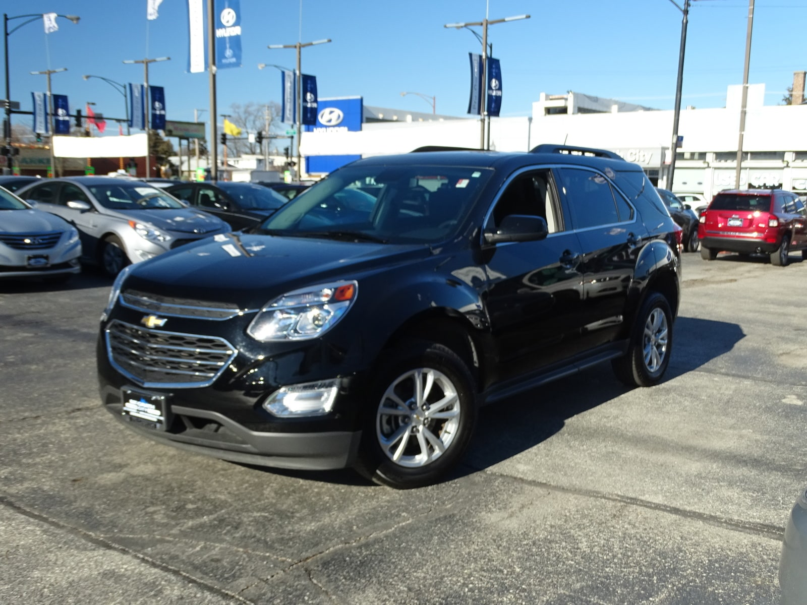 Photo Used 2017 Chevrolet Equinox AWD LT w1LT SUV Automatic All-wheel Drive in Chicago, IL