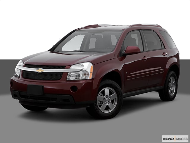 Photo Used 2007 Chevrolet Equinox LS SUV Automatic Front-wheel Drive in Chicago, IL