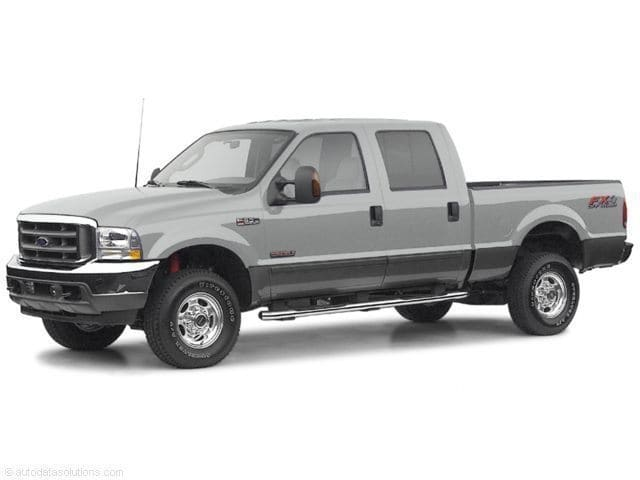 Photo Pre-Owned 2004 Ford Super Duty F-350 SRW Truck Crew Cab 8 in Fayetteville NC