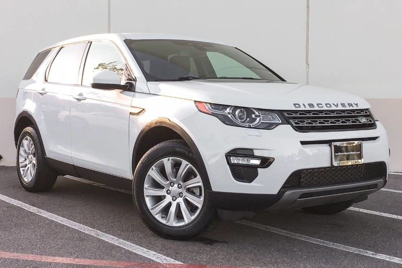 Photo Certified Pre-Owned 2016 Land Rover Discovery Sport SE Four Wheel Drive SUV