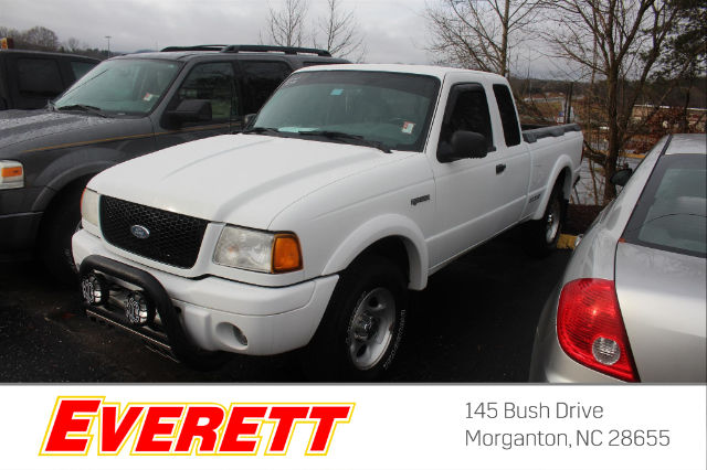 Photo Pre-Owned 2001 Ford Ranger Edge SuperCab 4x4 4WD