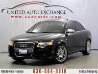 2006 Audi S4 AWD With Navigation Automatic
