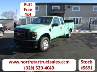 Used 2009 Ford F-350 4x4 Service Utility Truck
