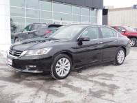 2014 Used Honda Accord For Sale Manchester NH | VIN:1HGCR3F81EA016163