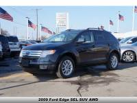 Used 2009 Ford Edge SEL for sale near Detroit