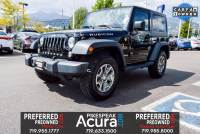 Pre-Owned 2015 Jeep Wrangler Rubicon 4WD