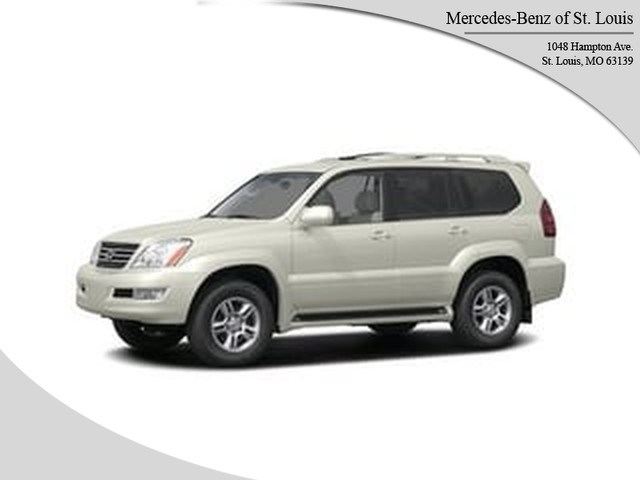 Photo Pre-Owned 2005 LEXUS GX 470 Base SUV For Sale St. Louis, MO