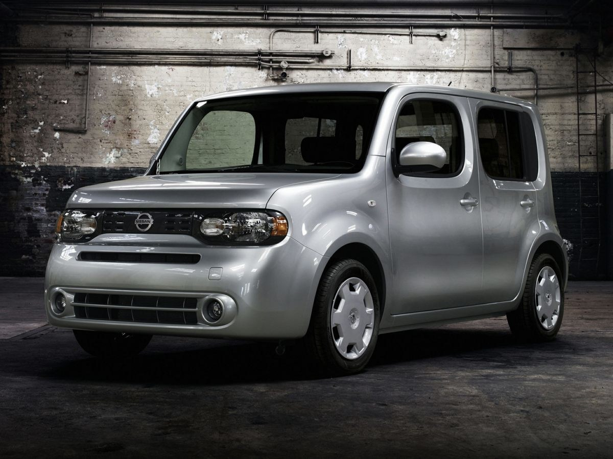 Photo Used 2010 Nissan Cube For Sale  Soquel CA