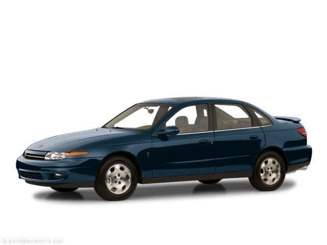 Photo 2001 Saturn LS L-200 Auto GA
