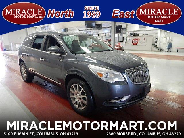 Photo 2014 Buick Enclave Leather - 3RD ROW DUAL ROOFS LEATHER V6
