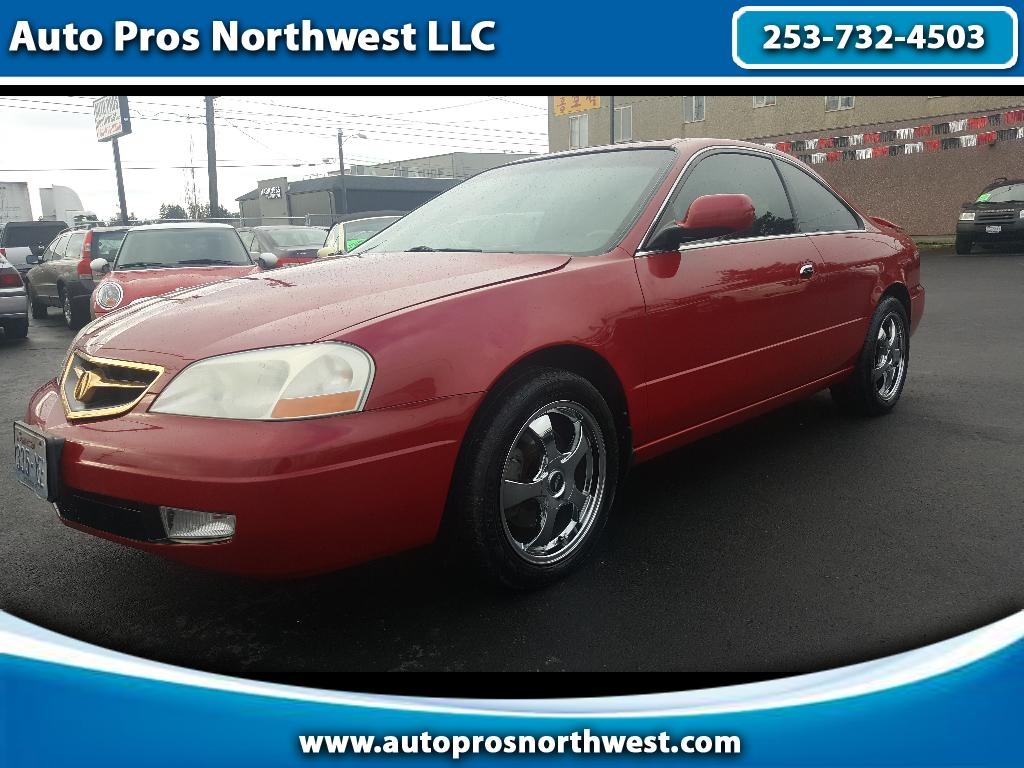 Photo 2001 Acura CL 3.2CL Type-S
