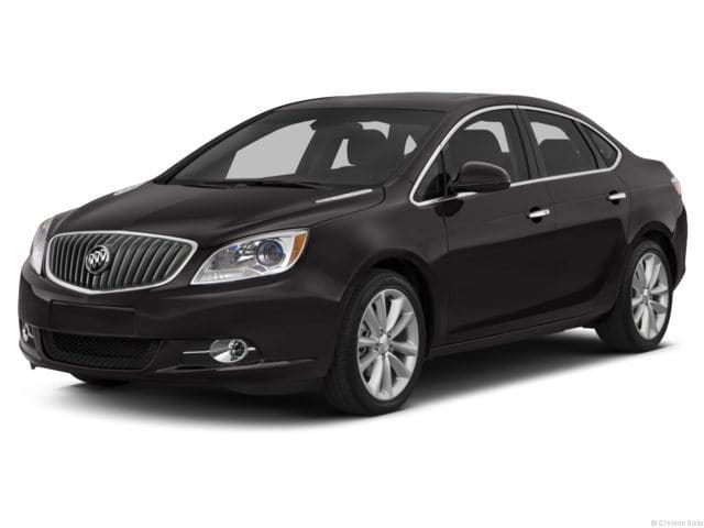 Photo 2013 Certified Used Buick Verano Sedan Convenience Group Carbon Black For Sale Manchester NH  Nashua  StockR17014A