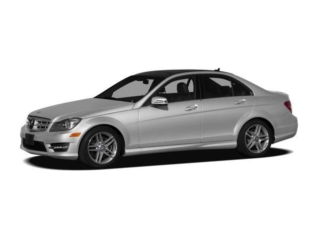 Photo Used 2012 Mercedes-Benz C-Class C 300 4MATIC Sedan All-wheel Drive for Sale in Riverhead, NY