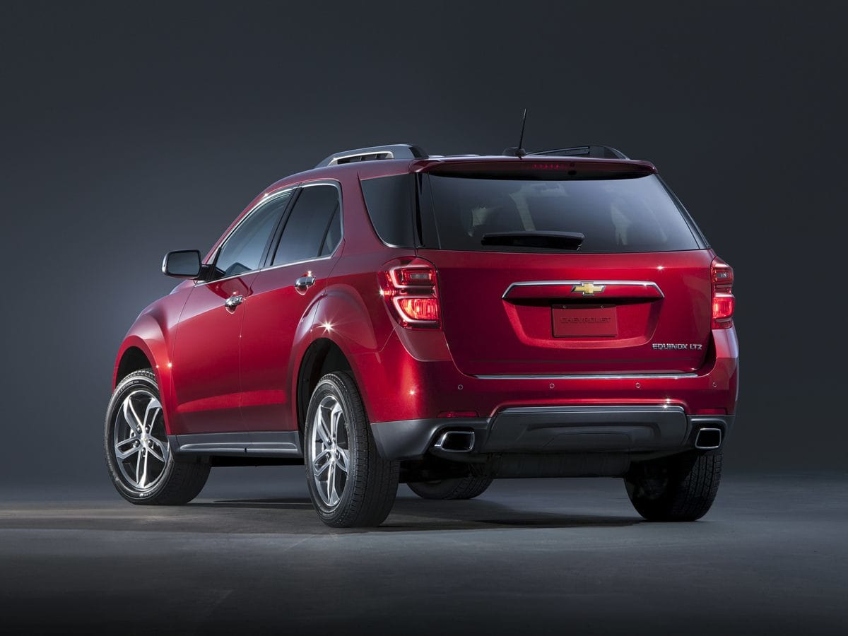 Photo Used 2016 Chevrolet Equinox For Sale  Bel Air MD