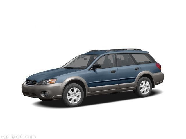Photo Used 2005 Subaru Outback 3.0R For Sale In Ann Arbor