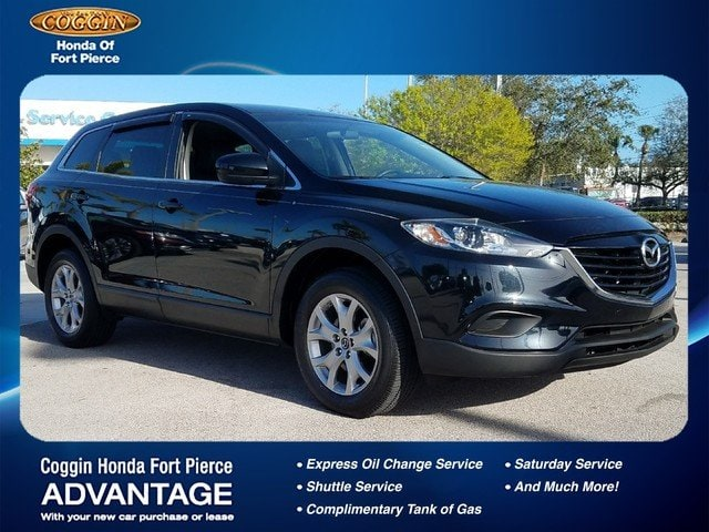 Photo Pre-Owned 2015 Mazda Mazda CX-9 Touring FWD Touring in Jacksonville FL