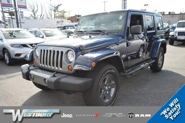 Photo Certified Used 2013 Jeep Wrangler Unlimited Freedom Edition 4WD Freedom Edition Ltd Avail Long Island, NY