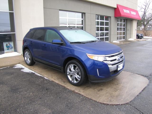 Photo Used 2013 Ford Edge 4dr SEL FWD in Madison, WI