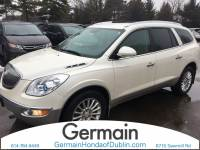Used 2012 Buick Enclave Leather Group For Sale Dublin OH | Stock# A3114A