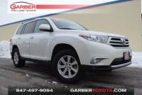 Certified Pre-Owned 2012 Toyota Highlander SE AWD