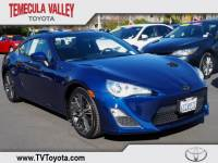 2013 Scion FR-S Base Coupe Rear-wheel Drive in Temecula