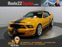 2007 Ford Shelby GT500 Base Convertible Rear-wheel Drive