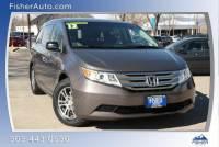 Pre-Owned 2012 Honda Odyssey 5dr EX-L w/Navi FWD Mini-van, Passenger