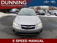 Used 2008 Subaru Outback Base For Sale In Ann Arbor