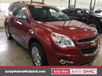 Pre-Owned 2014 Chevrolet Equinox LTZ FWD 4D Sport Utility